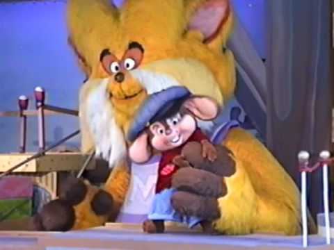 Fievel Goes West - Universal Studios Hollywood - July 8th 1993