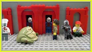 Lego Город Х - 4 сезон ( 15 серия)