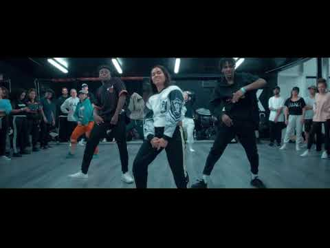 """Hone$t """"Pull Up"""" - Dance Video (Mashup) , Choreographed By Ysabelle Capitule #iloveafricandances"""