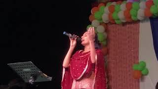 Uriki utharana song live performance by Mohana bogaraju at my …