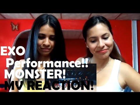 EXO - Monster - Performance Video - MV Reaction OLMA&NATY