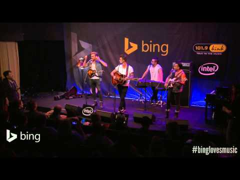 American Authors - Interview (Bing Lounge)