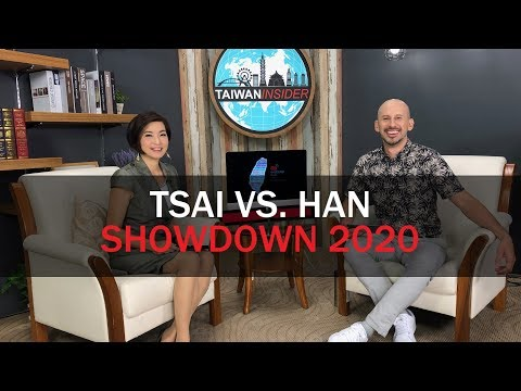 Han Vs Tsai, Showdown 2020 | Taiwan Insider | July 18, 2019 | RTI