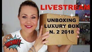 UNBOXING LUXURY BOX N 2 2018😍