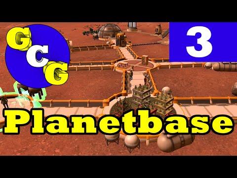 Planetbase - Lazy Medics and Bad Morale! - Ep 3