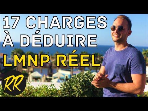 Quelles Charges Déductibles Et Amortissements Au Régime Réel Meublé LMNP