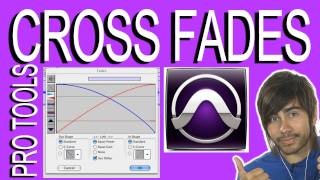 Creating Cross Fades - Pro Tools 9