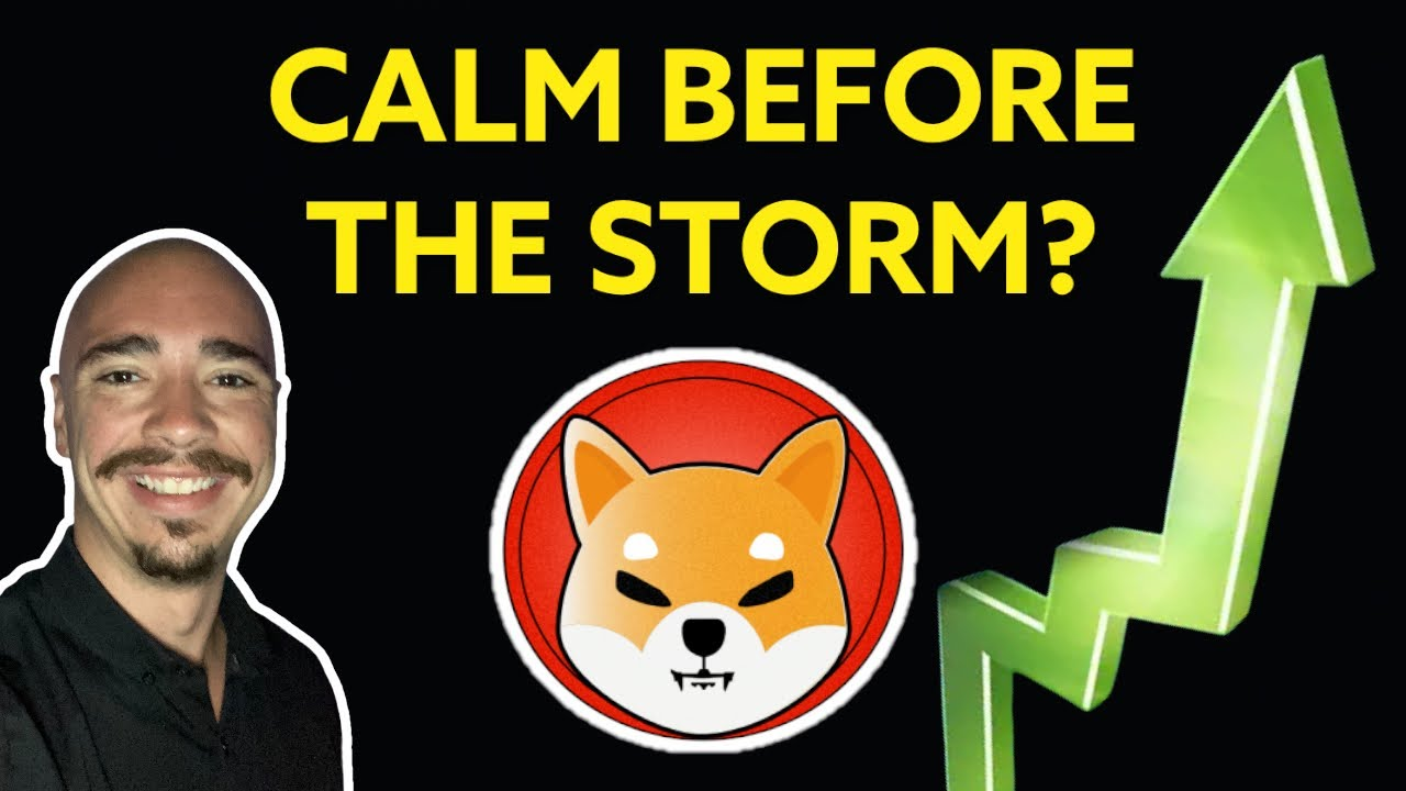 SHIBA INU HOLDERS! THE CALM BEFORE THE STORM? (COINBASE LISTING)