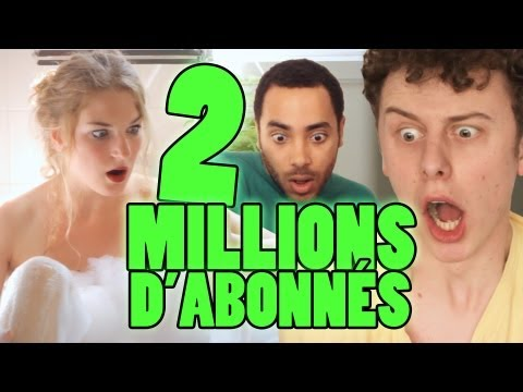 NORMAN - 2 MILLIONS D'ABONNÉS !