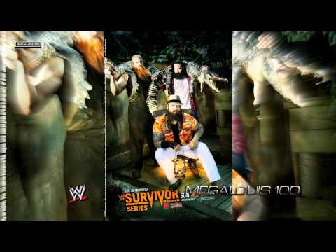 WWE Survivor Series 2013 Official Theme Song - ''How I Feel'' With Download Link (Lyrics in Desc.)