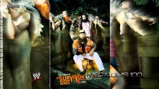 WWE Survivor Series 2013 Official Theme Song -