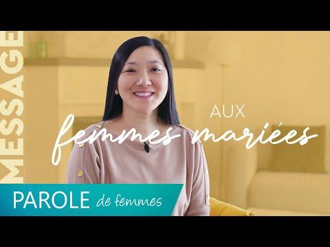 Message aux femmes mariées - Parole de femmes - Annabelle Sourdril