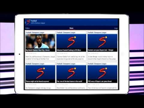 Watch Champions League on the SuperSport App