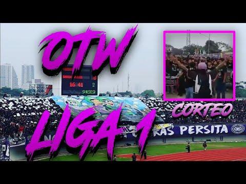 AKSI KOREO PERSITA FANS | PERSITA VS SEMEN PADANG 1-0 | SEMIFINAL LIGA 2 25/11/2018