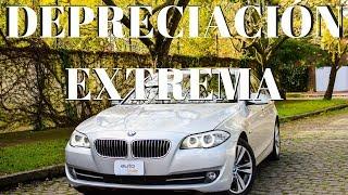 """BMW 528i (F10) 2010 - ¿Comienza a ser un auto """"popular""""?"""