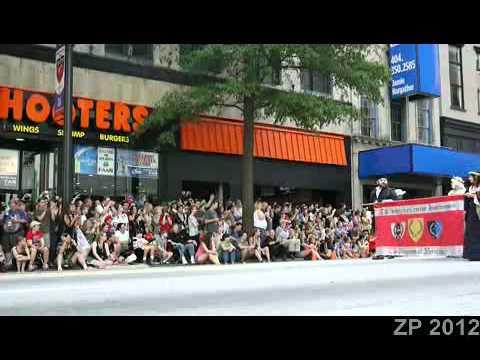 Dragon*Con 2012 Parade 02