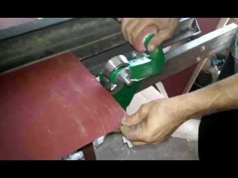 Роликовый нож своими руками чертеж