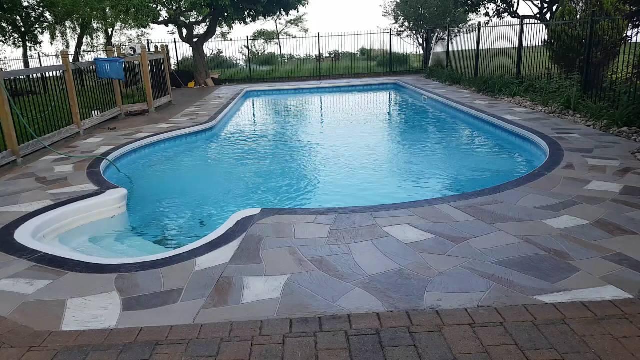How To Design, Swimming Pool Finishing Jewel Stone Designs, Schwimmbad  Designer, Progettista Piscina