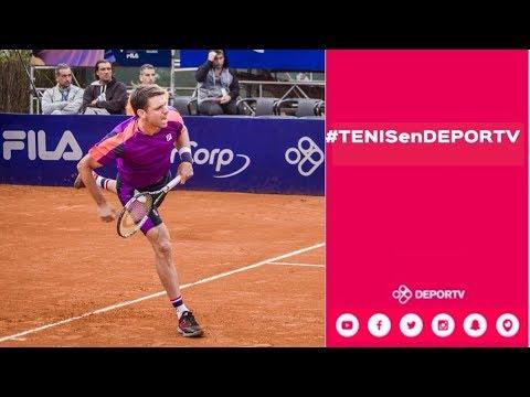 #TENISenDEPORTV - Semifinal entre Horacio Zeballos y Gerald Melzer - Challenger de Buenos Aires