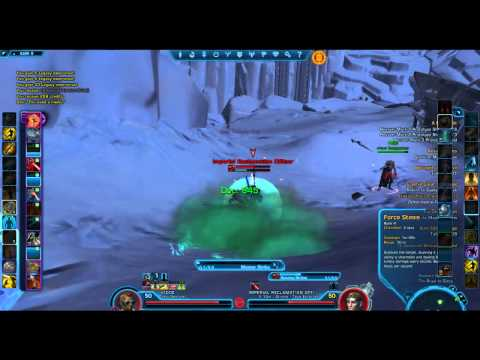 SWTOR - Ilum Dailies Part 3 Crystal Clear Sabotoge