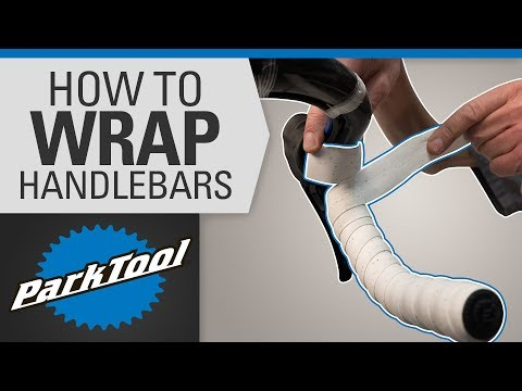 How to Wrap Handlebars for Road Bikes