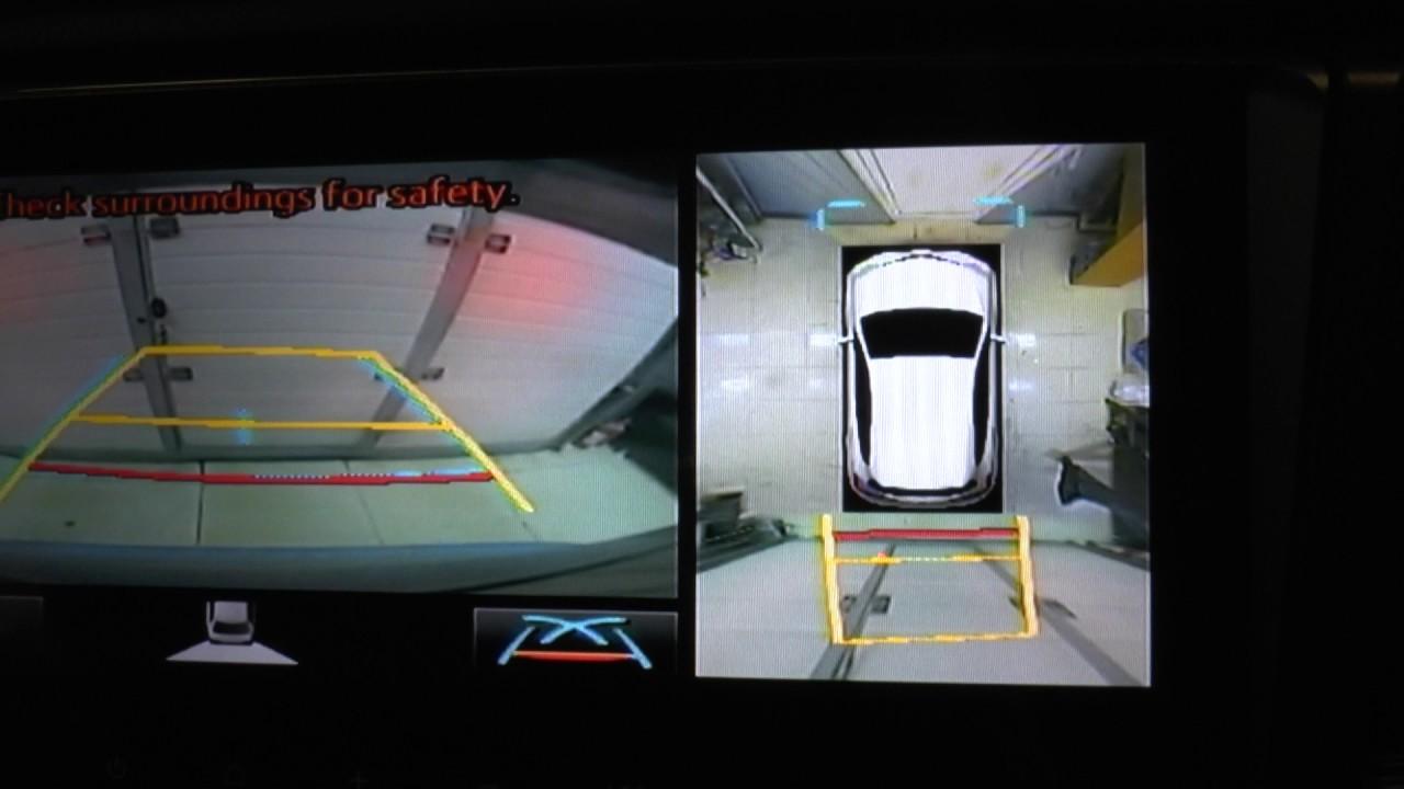 Работа системы кругового обзора Toyota Rav 4 2016+ с автомагнитолами  Redpower
