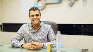 حسين نصار نجم الـtiktok: بدأت التمثيل في مشروع تخرج زوجتي