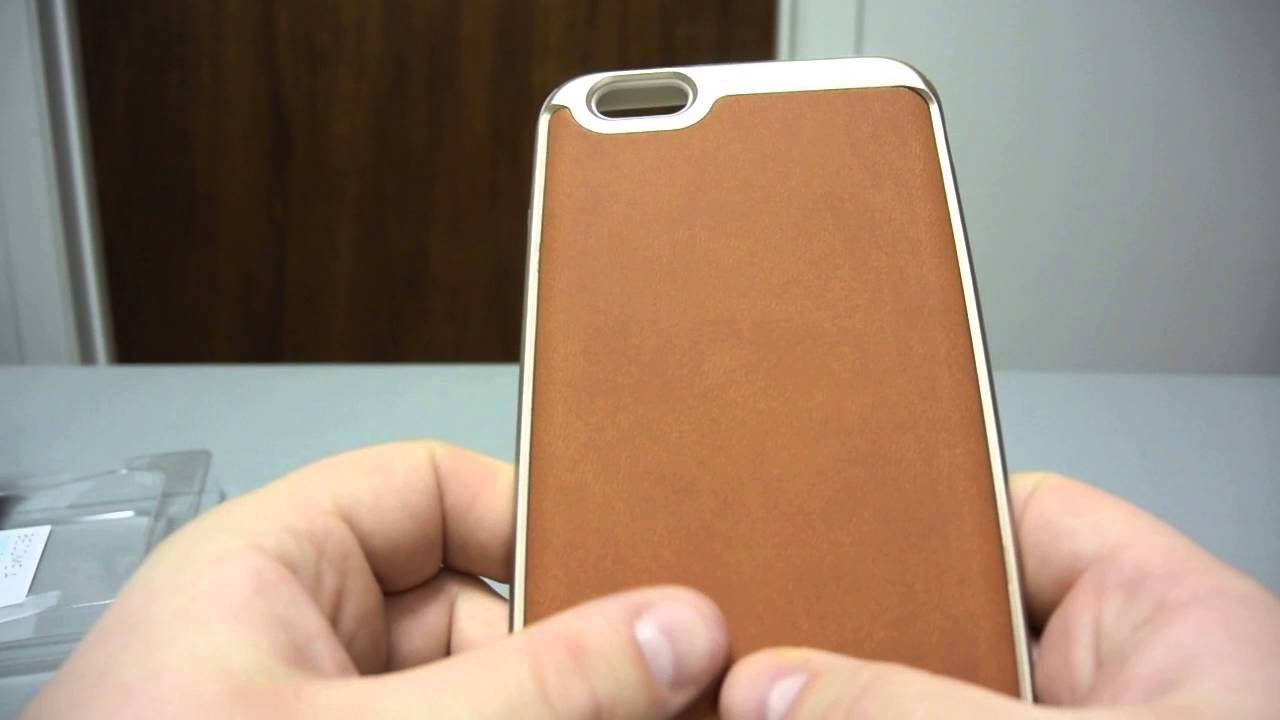 best cheap adc7b 4fe66 CASEOLOGY Envoy Series iPhone 6/6s Plus Case Unboxing