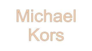 Покупки из США : Michael Kors
