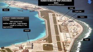 Máy bay quân sự Mỹ bay do thám trên quần đảo Trường Sa