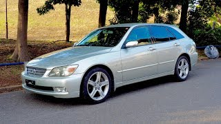 2002 Toyota Altezza Gita Wagon (Canada Import) Japan Auction Purchase Review