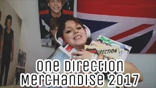 My One Direction Merchandise Collection 2017 // PAM HARRY