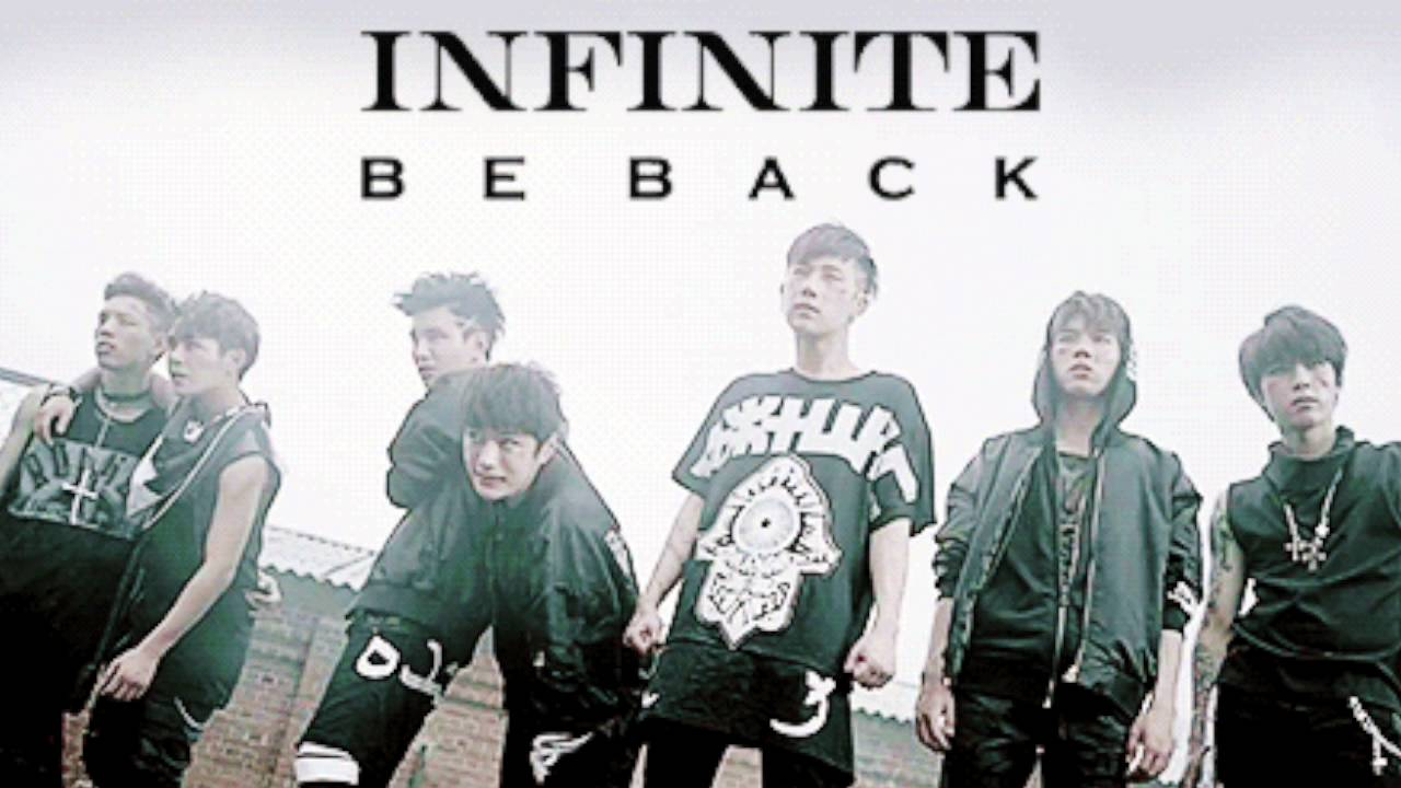 INFINITE Back 'Ringtone' 2
