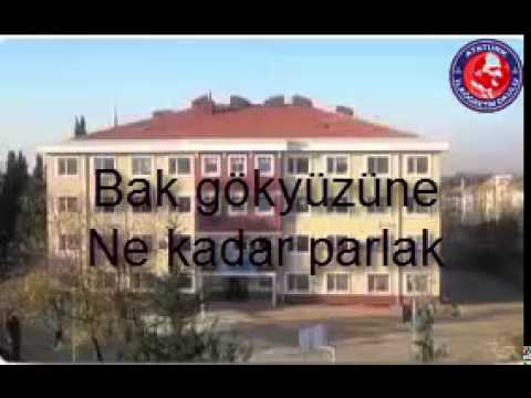 Üsküdar Atatürk O.O. - Çocuk Kalpler El Ele Karaoke