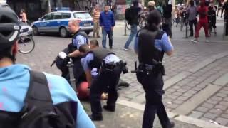 Polizei-Einsatz im Görlitzer Park