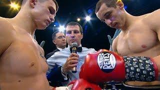Сергей Лубкович VS Дмитрий Милюша | Мир бокса