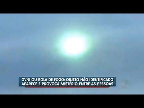 Ufo cruza do Japão ao Brasil em ultra velocidade