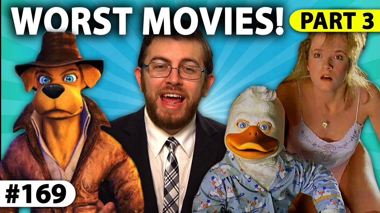 Download THE WORST MOVIES OF ALL TIME -- Part III
