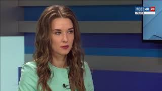 Вести-24. Интервью Анастасия Иванова. 16.05.2018