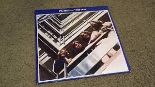 Baixar The Beatles Blue Album Vinyl Unboxing - 1967-1970