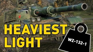 World of Tanks || Heaviest Light