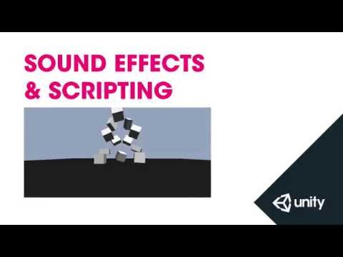 Live Training 17th November 2014 -  Sound Effects And Scripting