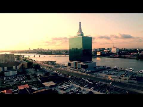 Lagos Nigeria - Rush Hour Time Lapse Video