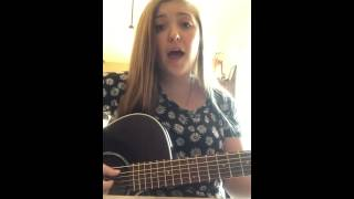 Little Things by One Direction- Cover by Brittany Vissers