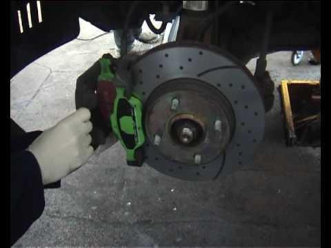 EBC Brakes USR7314 USR Series Sport Slotted Rotor