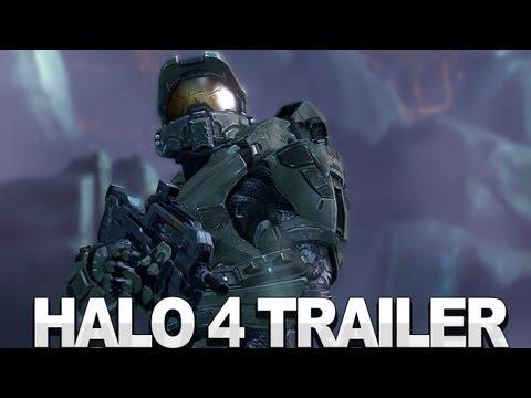 Halo 4 Trailer! - Microsoft E3 2012 Press Conference