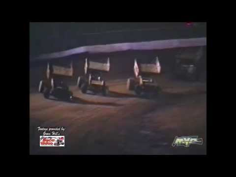 March 11, 1992 - World of Outlaws - Placerville Speedway Highlights