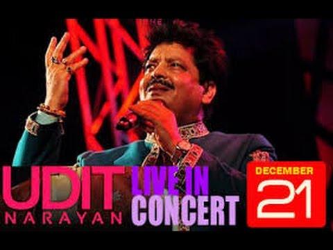 Utid Narayan Live – Jaanam Dekh Lo - Live in Concert - Sri lanka 2013