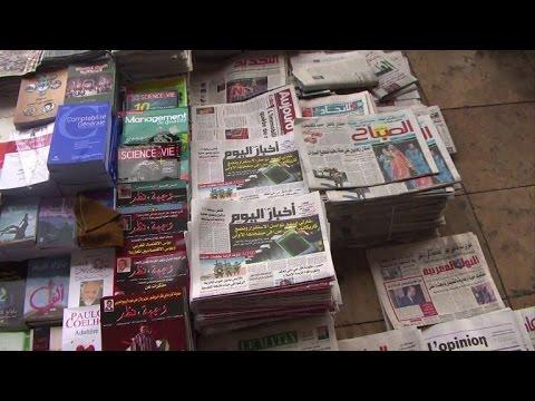 Maroc: réactions à la publication de Charlie Hebdo