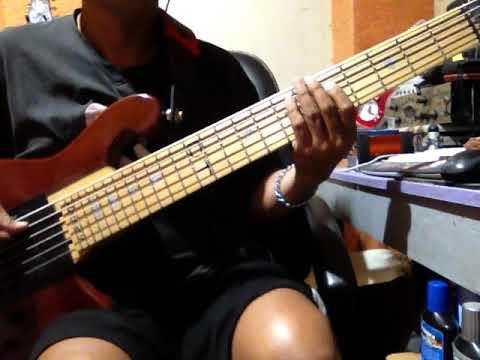 TUHAN KAU PERKASA (JPCC) BASS COVER) Bass Synth Pedal